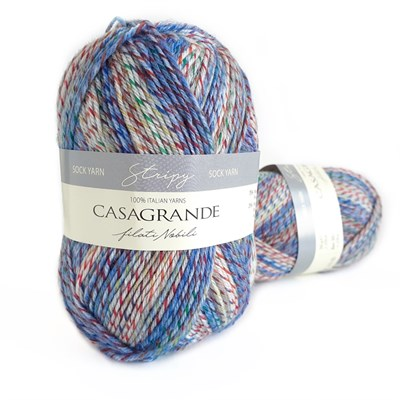 Casagrande Stripy mouline 50гр