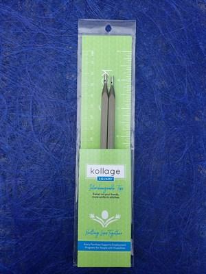 Кубические спицы Kollage разъемные укороченные 8,9 см