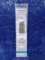 Чулочные кубические спицы Kollage 12,7 см 5 шт